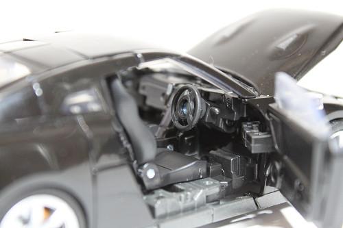 オルタニティ NISSAN GT-R/コンボイ スーパーブラック
