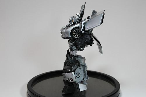 オルタニティ NISSAN GT-R/コンボイ アルティメイトメタルシルバー