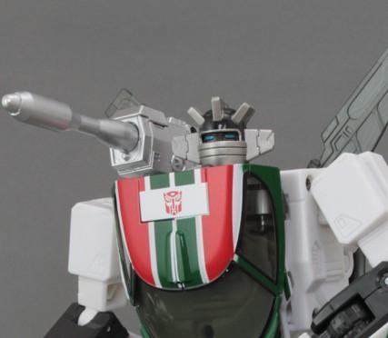トランスフォーマー・マスターピース MP-20 ホイルジャック