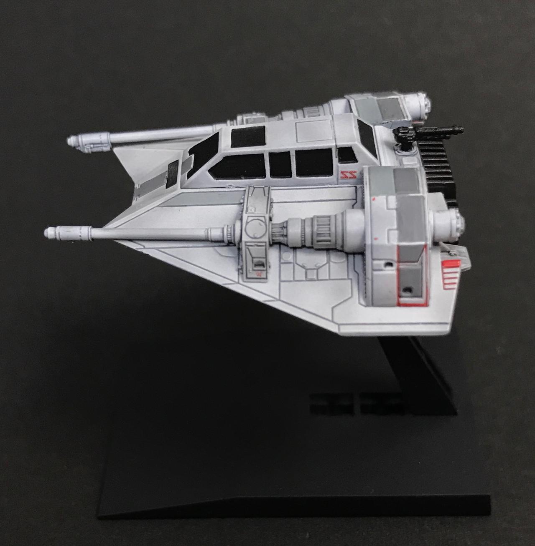 バンダイ ビークルモデル 008 AT-ST & スノースピーダー