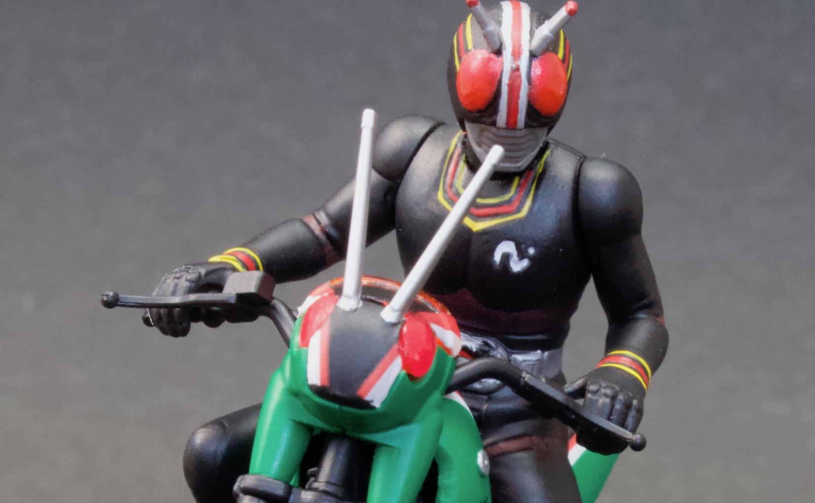 バンダイ メカコレクション 仮面ライダーシリーズ 03 バトルホッパー