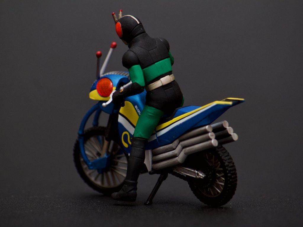 バンダイ メカコレクション 仮面ライダーシリーズ 06 アクロバッター