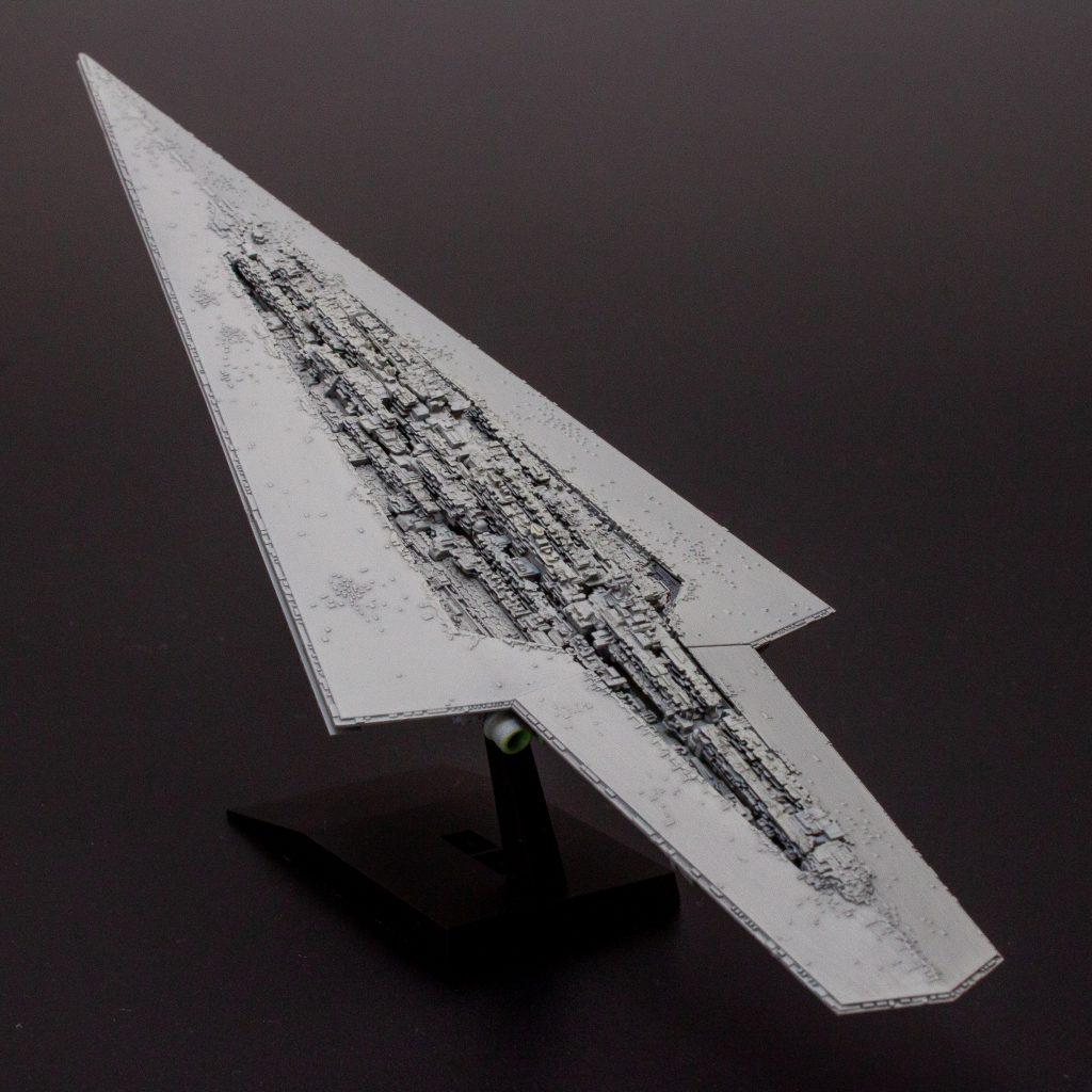 バンダイスピリッツ ビークルモデル 016 スーパー・スター・デストロイヤー