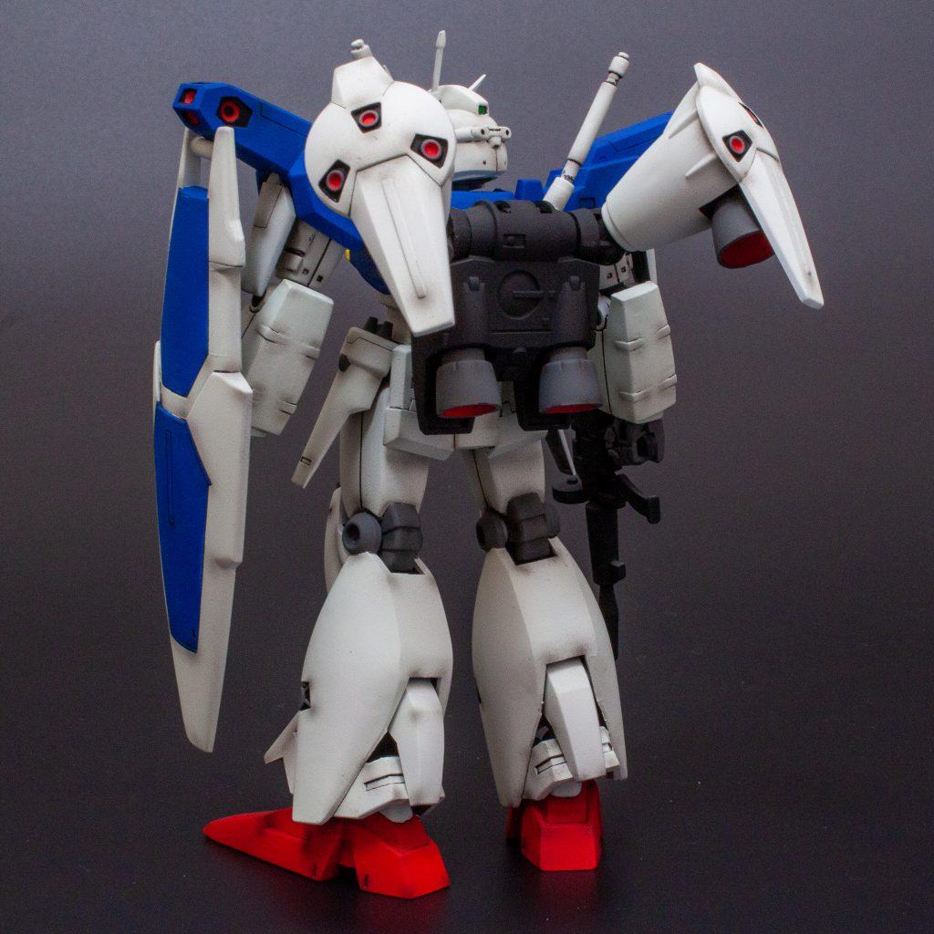 バンダイ 1/144 ガンダムRX-78 GP01-Fb(フルバーニアン)