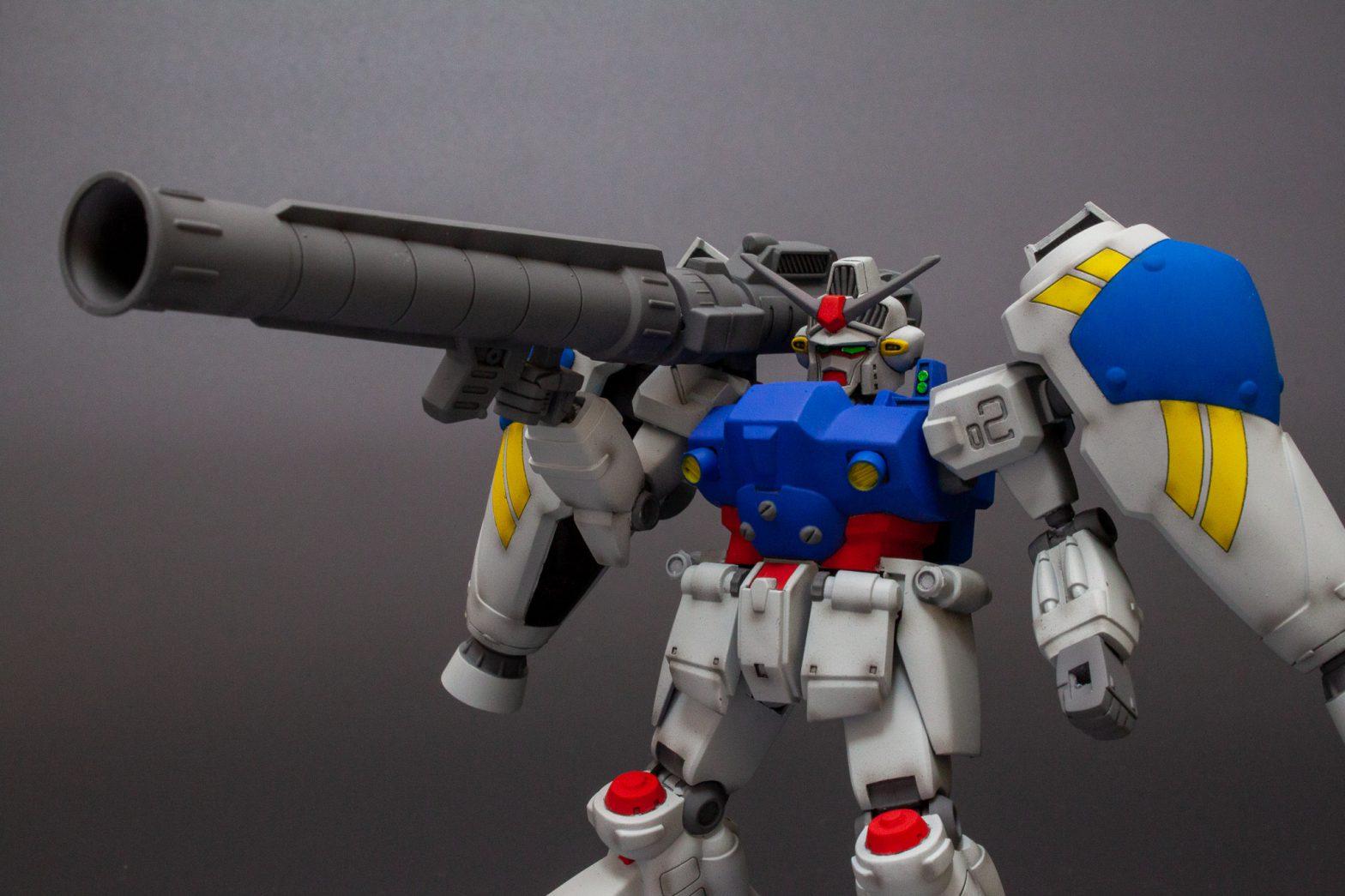 バンダイ 1/144 ガンダムRX-78 GP02A