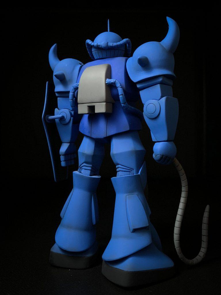 バンダイ ベストメカコレクション No.9 1/144 ジオン軍モビルスーツ 改良強化新型グフ